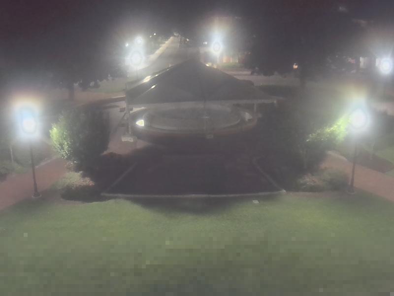 Fountain in Greenville